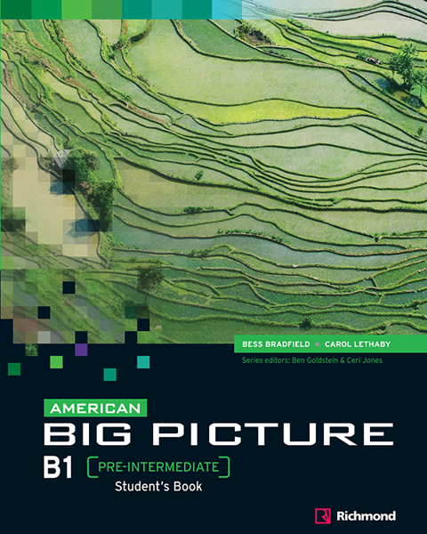Imagen de PACK AMERICAN BIG PICTURE B1 (STB+WB)