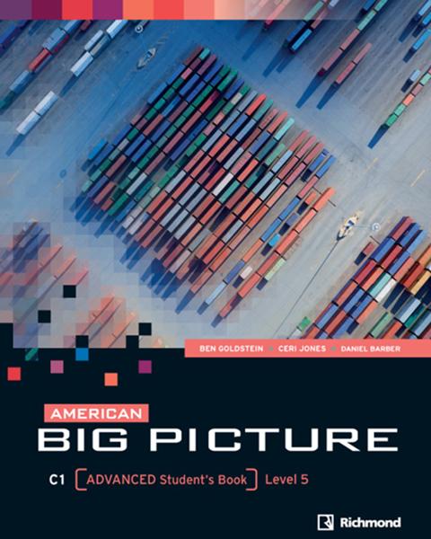 Imagen de PACK AMERICAN BIG PICTURE C1 (STB+WB)