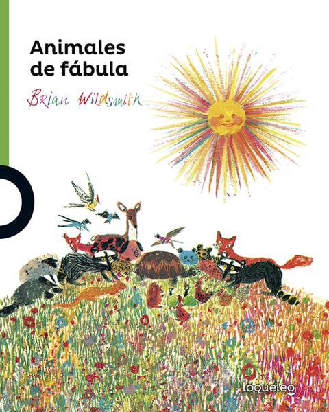 Imagen de ANIMALES DE FABULA - LOQUELEO