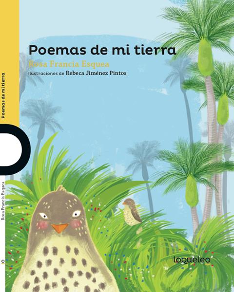 Imagen de POEMAS DE MI TIERRA - LOQUELEO