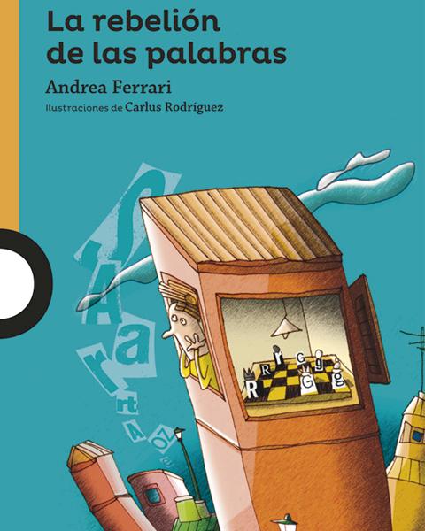 Imagen de LA REBELION DE LAS PALABRAS - LOQUELEO
