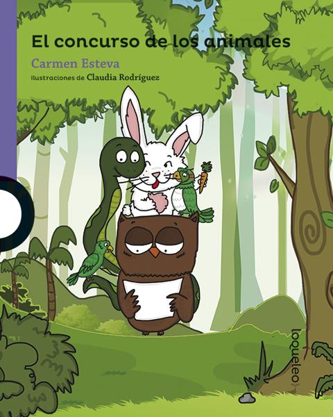 Imagen de EL CONCURSO DE LOS ANIMALES - LOQUELEO