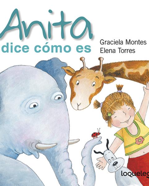 Imagen de ANITA DICE COMO ES - LOQUELEO