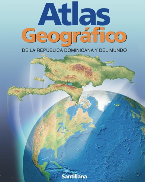 Imagen de ATLAS HISTORICO DE LA REP. DOM. Y DEL MUNDO