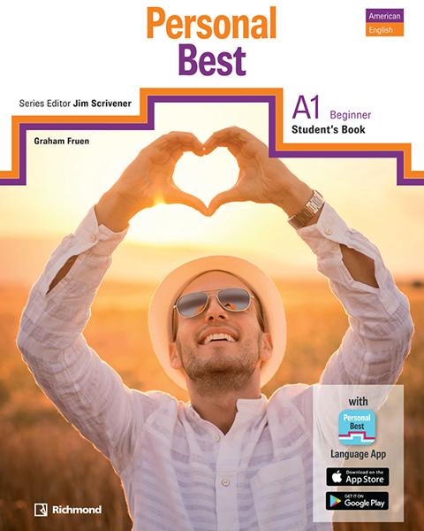 Imagen de PERSONAL BEST AMERICAN EDITION A1 BEGINNER STUDENT´S BOOK
