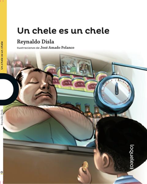 Imagen de UN CHELE ES UN CHELE - LOQUELEO