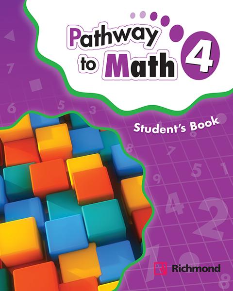 Imagen de PATHWAY TO MATH 3 STUDENT´S BOOK