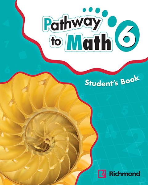Imagen de PATHWAY TO MATH 6 STUDENT'S BOOK