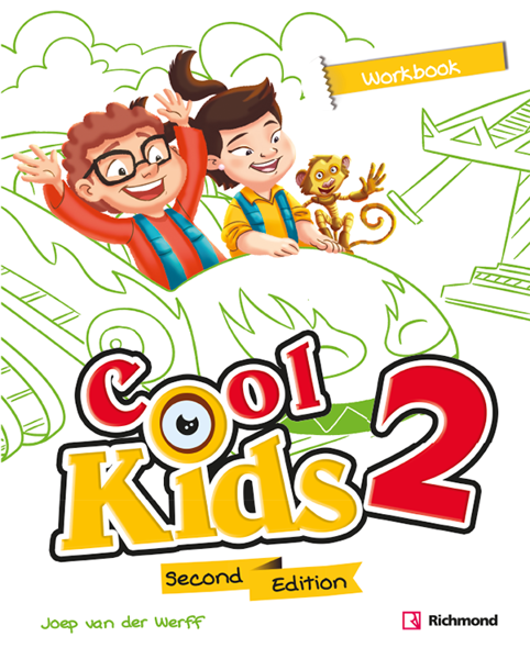 Imagen de COOL KIDS SECOND EDITION 2 WORKBOOK