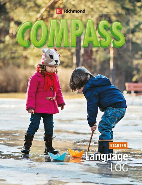 Imagen de COMPASS STARTER LANGUAGE LOG