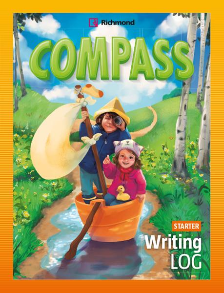 Imagen de COMPASS STARTER WRITING LOG