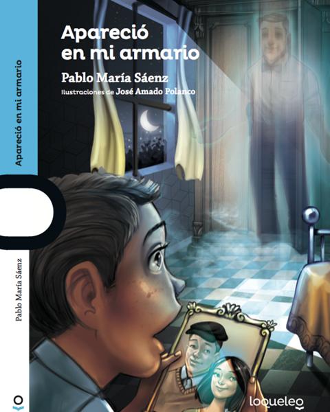 Imagen de APARECIO EN MI ARMARIO -LOQUELEO