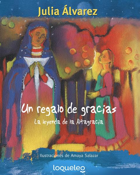 Imagen de UN REGALO DE GRACIAS - LOQUELEO